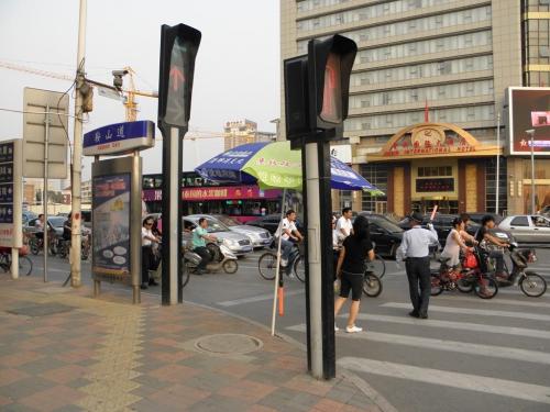 дорога в Тянцзине